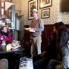 James Joyce's favourite Pub in Dublin